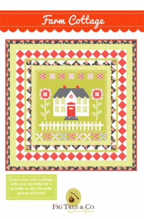 Farm Cottage Quilt Kit