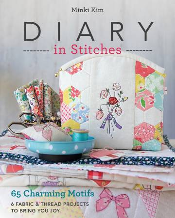 Diary in Stitches by Minki Kim