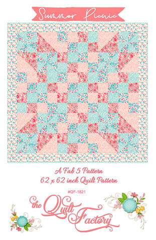 Summer Picnic Pattern by Grogan,Deb