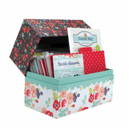 """Smitten"" Pattern Box by Bonnie & Camille for Moda"