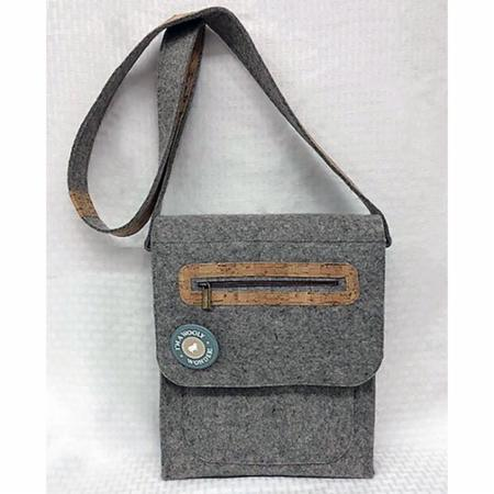 Wooly Felted Wonders Messenger Bag Kit