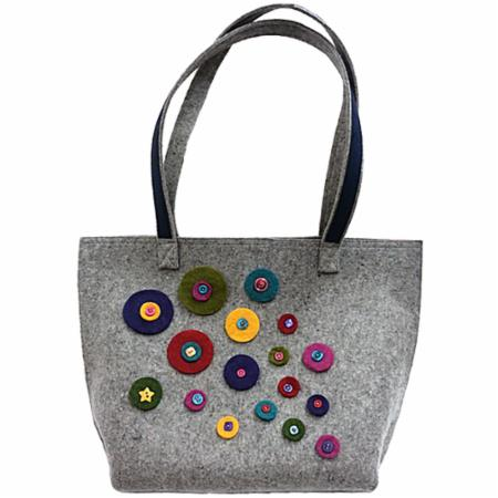 Wooly Felted Wonders Carry All Tote Bag Kit