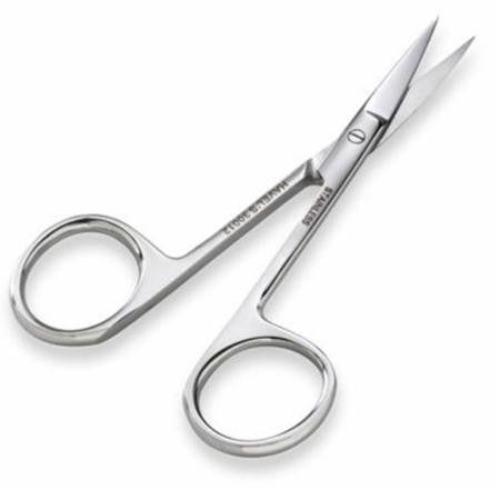 "Embroidery Scissors-Curved Tip 3 1/2"" Havel's"