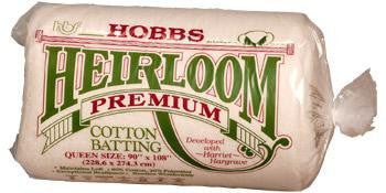 Heirloom Blend Batting Queen Hobbs