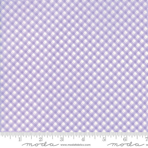 Roll Up Pillow Case Kit Lavender Fleurs