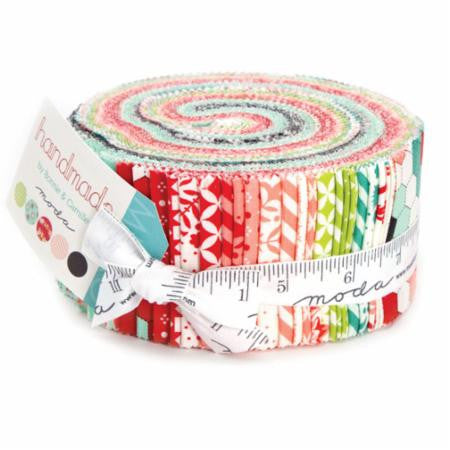 Handmade Jelly Roll by Bonnie & Camille for Moda