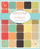 Chestnut Street Layer Cake 42pcs by Fig Tree Quilts
