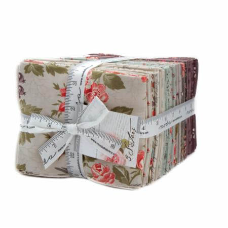 Quill Fat Quarter Bundle by 3 Sisters for Moda