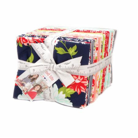"""The Good Life"" 40 piece Fat Quarter Bundle by Bonnie & Camille for Moda"