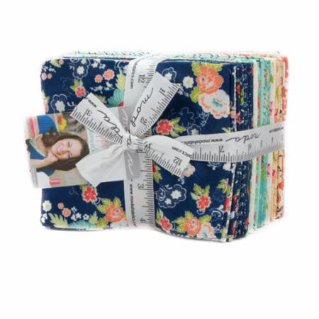 """Tuppence"" Fat Quarter Bundle 26 pcs by Shannon Gillman Orr for Moda"