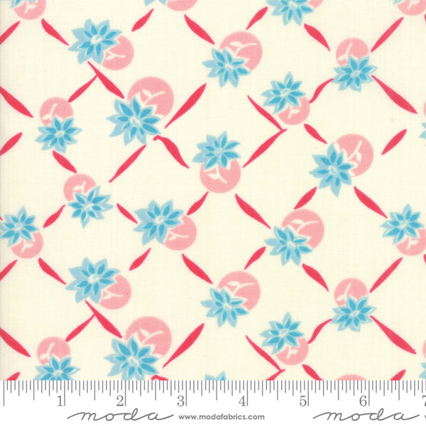 """Cheeky""- Floral Giggles Multi by Urban Chiks for Moda"