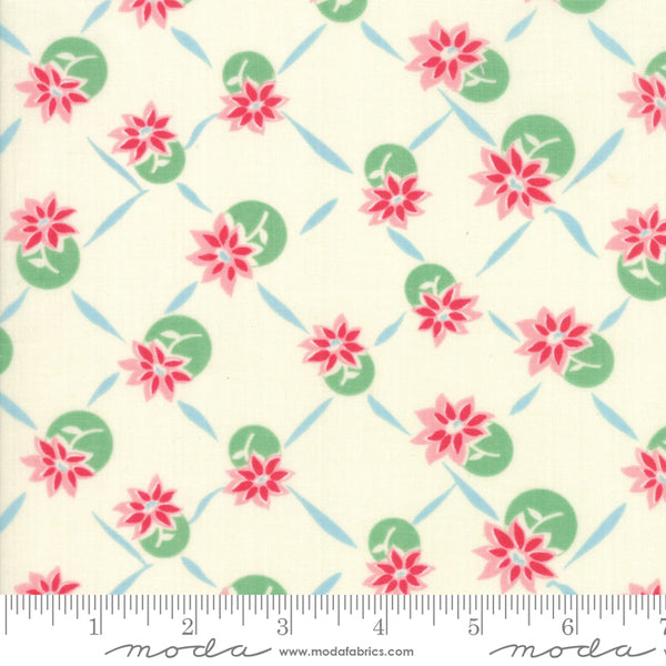 """Cheeky""- Floral Giggles Petal by Urban Chiks for Moda"