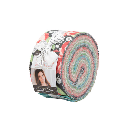 """Bloomington"" Jelly Roll® by Lella Boutique for Moda"