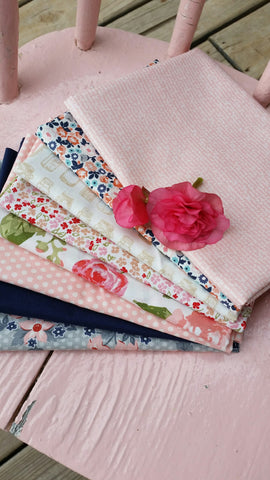 """Summer Lovin""-Bundled Beauties Fat Quarter Bundle"