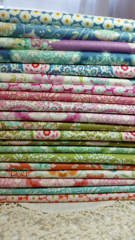"""Tilda Harvest Collection""- Fat Quarter Bundle"