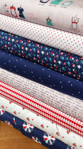 """A Little Sweetness""-Bundled Beauties Fat Quarter Bundle"