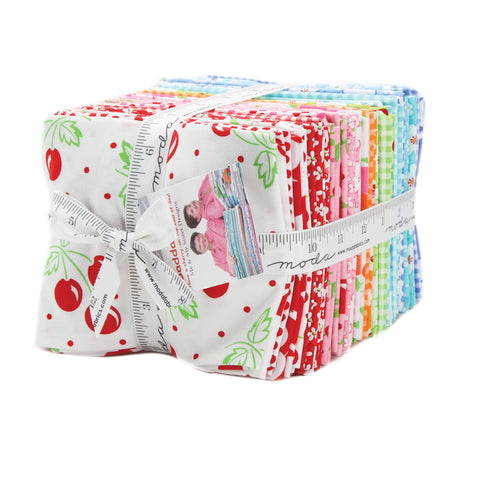 """Badda Bing!"" 33 piece Fat Quarter Bundle by Me & My Sister Designs for Moda"