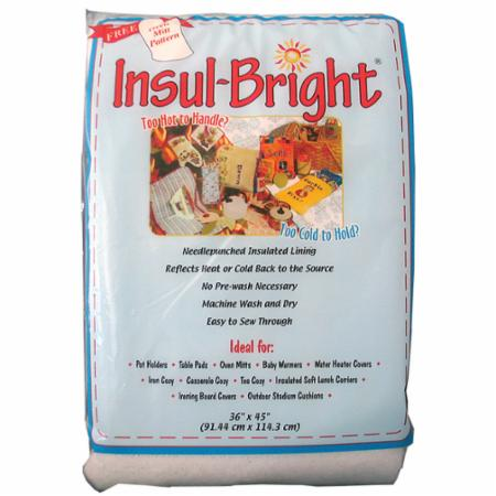 Insul-Bright Batting 1yd x 45""
