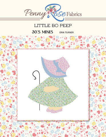Little Bo Peep Mini Quilt Kit