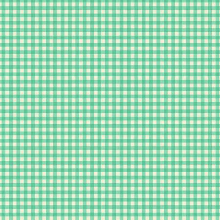 """Trixie""- Aqua Gingham by Heather Ross for Windham"