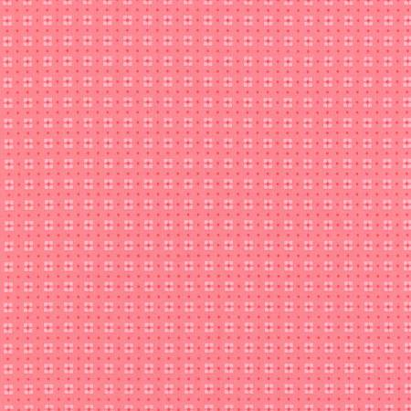 """Penny's Dollhouse 2""- Camellia 1930's Reproduction by Zimmerman, Darlene for Robert Kaufman"