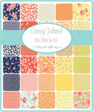 "Coney Island 9 x 22"" Fat 1/8 cut 40pcs by Fig Tree Quilts"