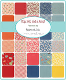 Hop Skip and a Jump Fat Quarter Bundle by American Jane for Moda