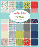 Sunday Drive Charm Pack by Pat Sloan for Moda
