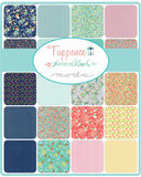 """Tuppence"" 9 x 22 Fat 1/8 Bundle 26 pcs by Shannon Gillman Orr for Moda"