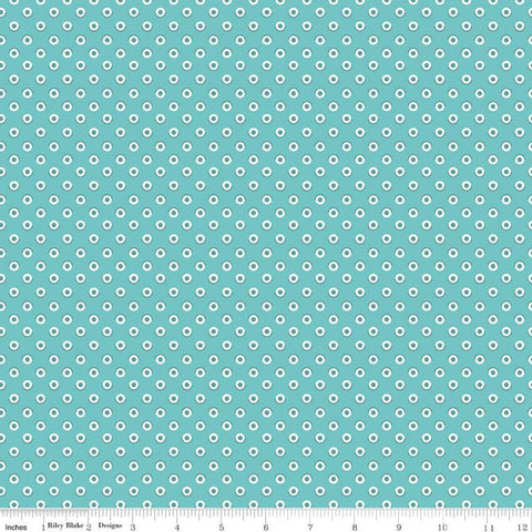 """Flea Market""- Polka Cottage by Lori Holt of Bee in My Bonnet for Riley Blake"