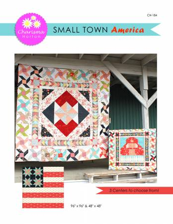 Small Town America by Charisma Horton