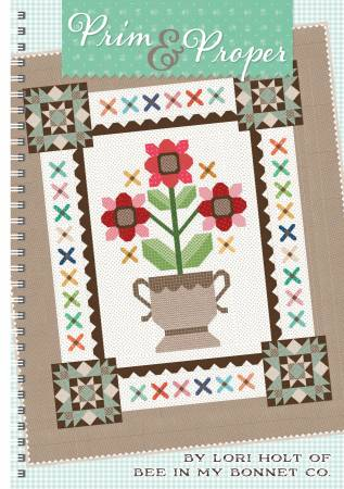 Prim & Proper Book by Lori Holt for It's Sew Emma