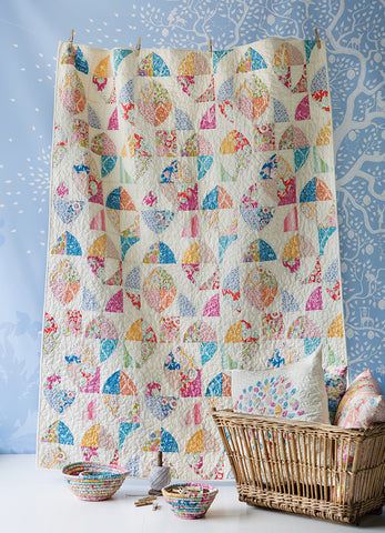 Tilda Lemonade Quilt Kit