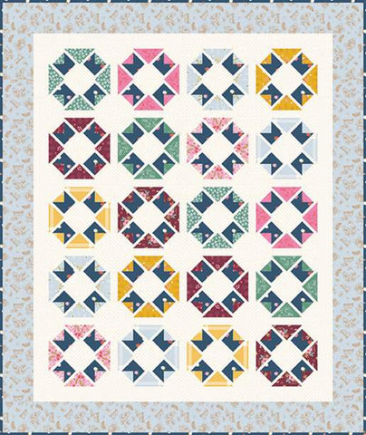 In Season Quilt Pattern by It's Sew Emma Patterns