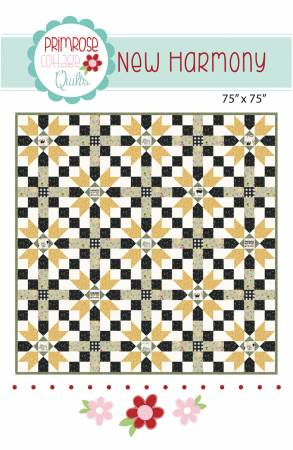 New Harmony Pattern by Primrose Cottage Quilts