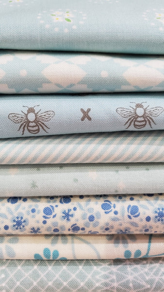 """Bundled Beauties""-Bee Sweet Bundled Beauties Fat Quarter Bundle"