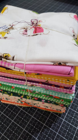 Trixie Fat Quarter Bundle by Heather Ross for Windham Fabrics