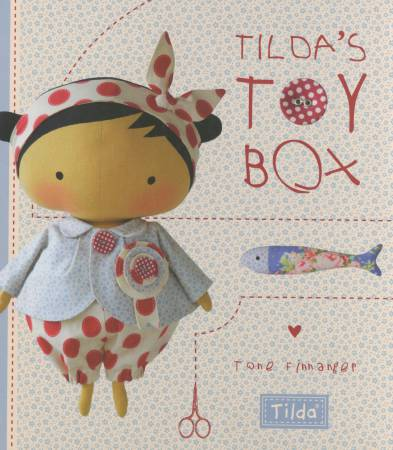 Tilda's Toy Box - Hardcover