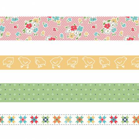 Washi Tape Farmgirl Vintage by Lori Holt