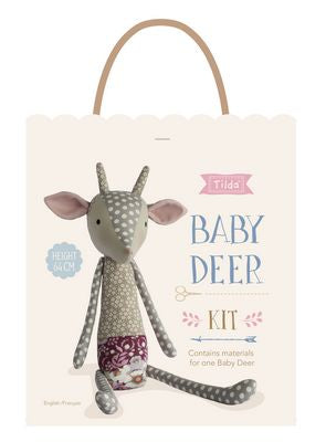 Tilda Bird Pond Collection-Baby Reindeer Kit