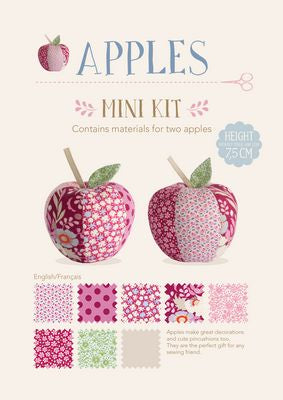 Tilda Bird Pond Collection-Apple Pincushion Kit