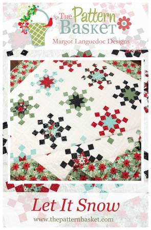 Let it Snow Pattern by Margot Langeudoc