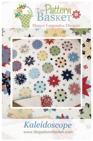 Kaleidoscope Pattern by Margot Langeudoc