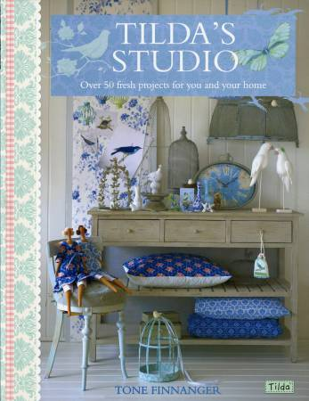 Tilda's Studio - Softcover by Tone Finnanger