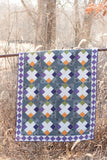 X-Squared Quilt Pattern by Jennifer Shaffer of Patterns by Jen