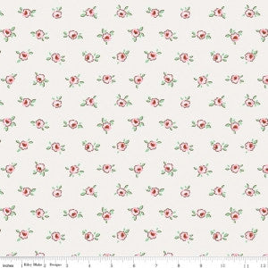 Little Dolly-Dolly Rose Pink by Elea Lutz for Penny Rose Fabrics