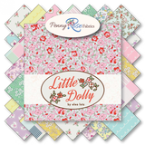 """Little Dolly""-Little Dolly 42 pc 10 Inch Stacker by Elea Lutz"