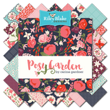 "Posy Garden 5"" Stacker 42 pcs by Carina Gardner for Riley Blake"
