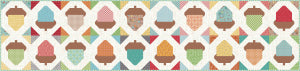 Pre-Order Acorn Table Runner Kit by Lori Holt of Bee in My Bonnet