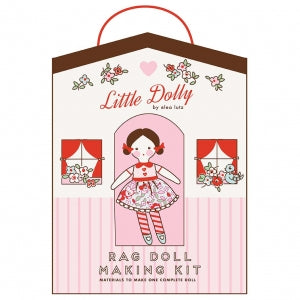 DOLLY RAG DOLL MAKING KIT By Elea Lutz for Riley Blake